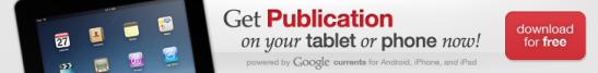 Google Currents Badge